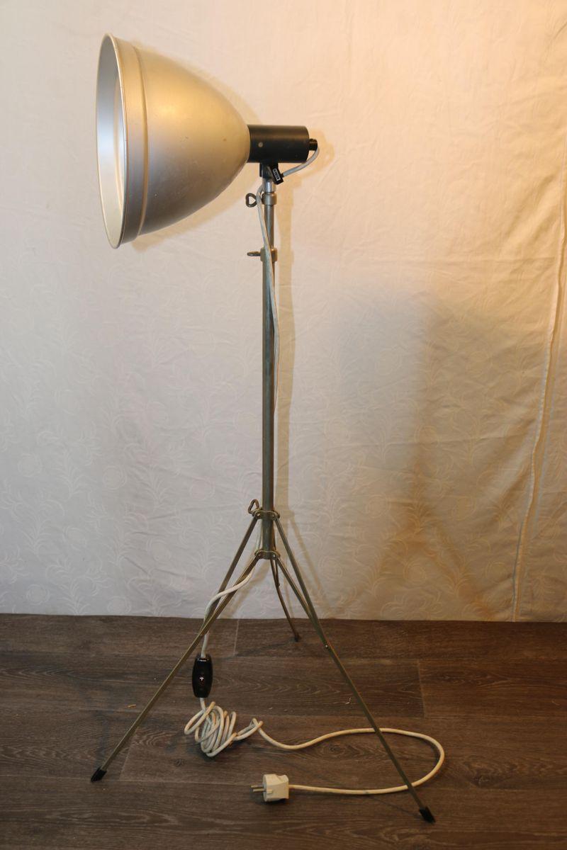 3121 Lampe von Kaiser, 1950er
