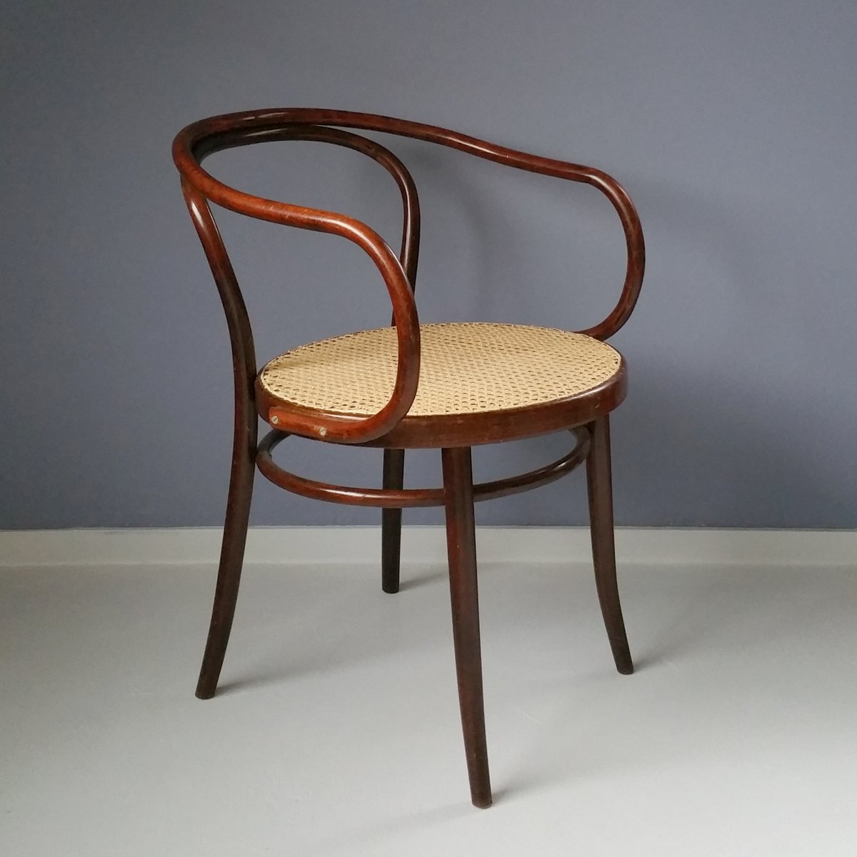 Mid-Century Nr. B9 / 209 Stuhl von Ligna, 1960er