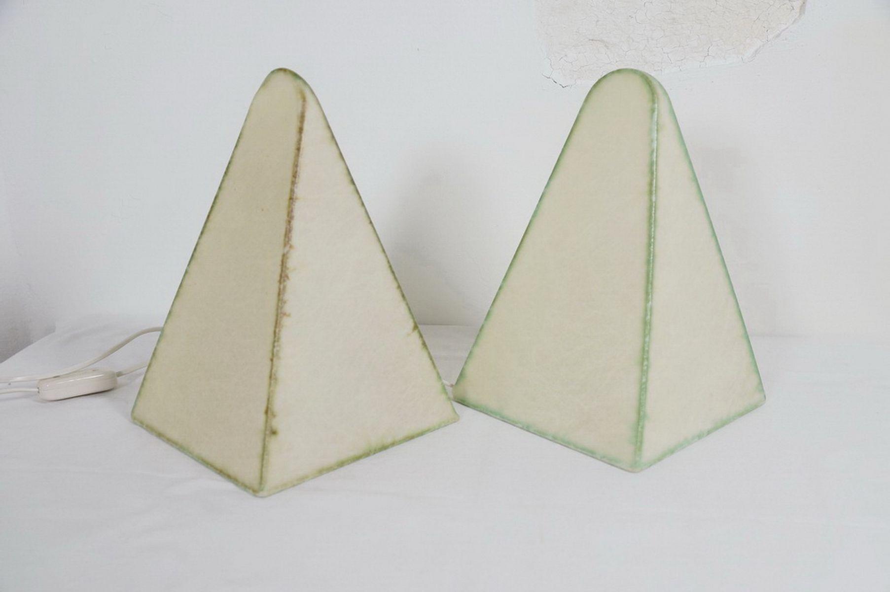Kokonlampen von Fritz Wauer für Goldkant, 1960er