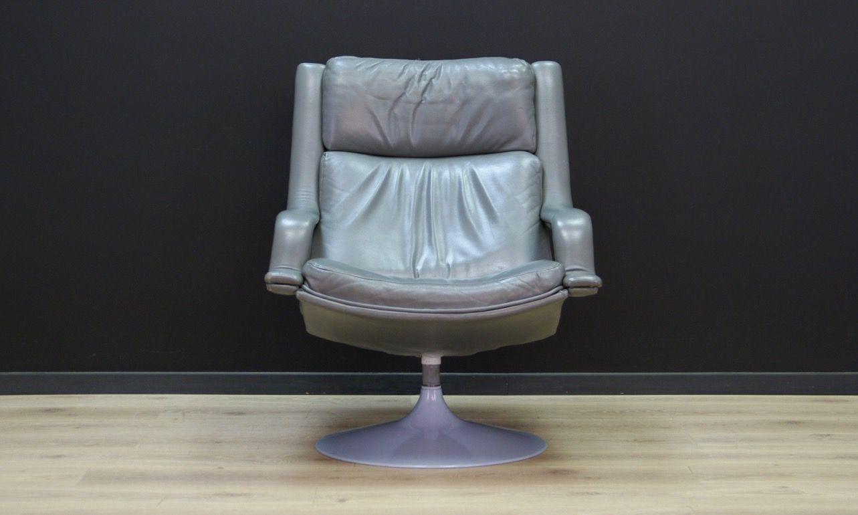 Vintage Modell F140 Sessel von Geoffrey Harcourt für Artifort