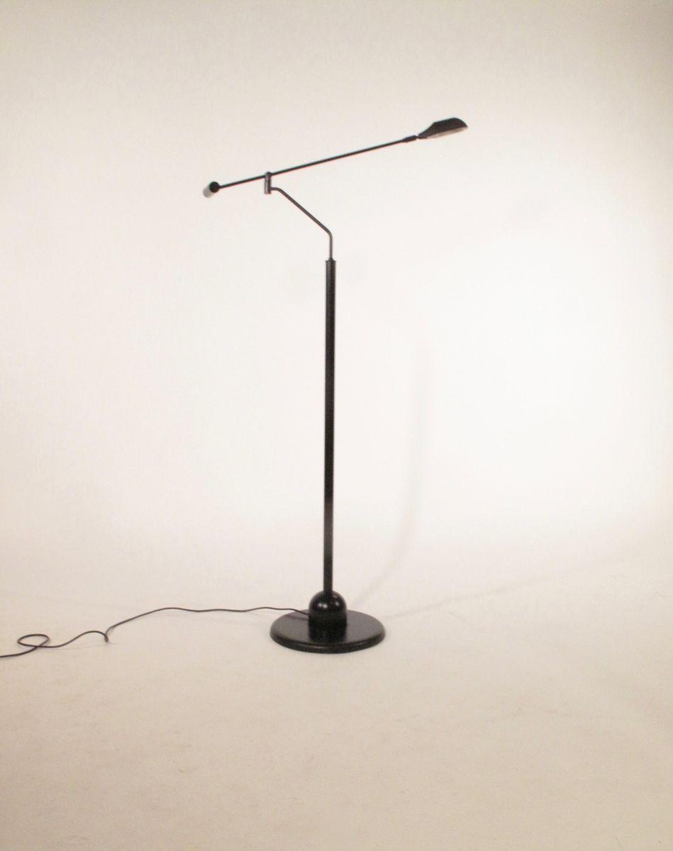 Italian adjustable halogen floor lamp from stilplast 1980s