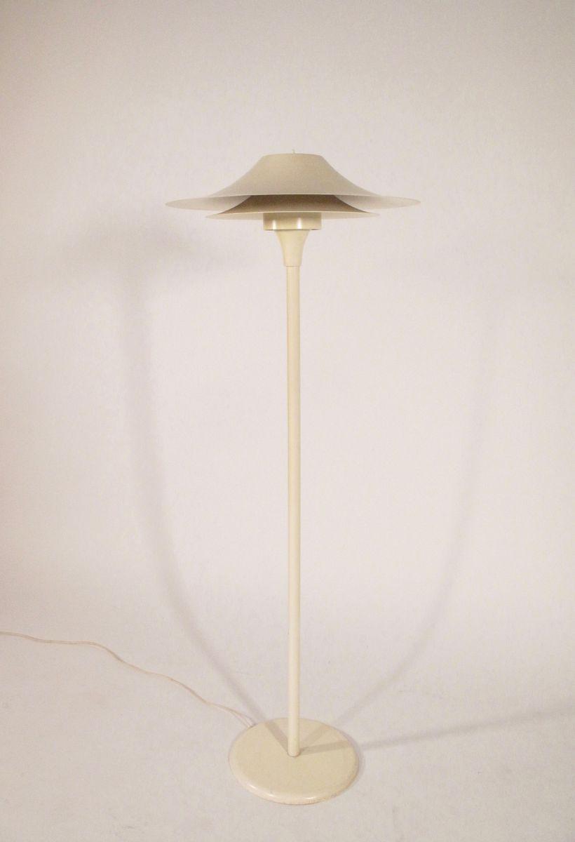 Dänische Vintage Stehlampe von Lyfa, 1970er