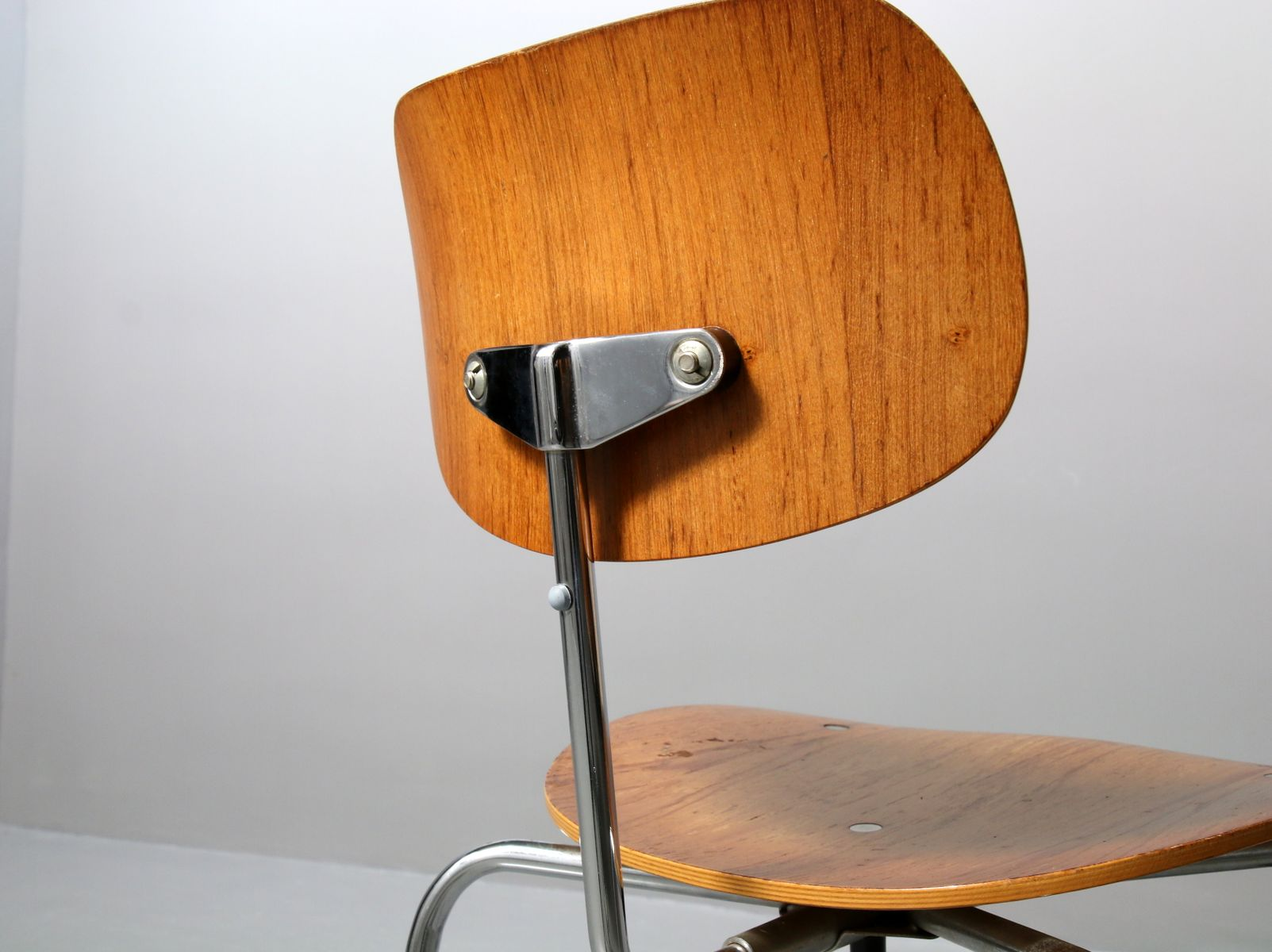 Se68 Chair By Egon Eiermann For Wildespieth 1980 Bei Pamono Kaufen