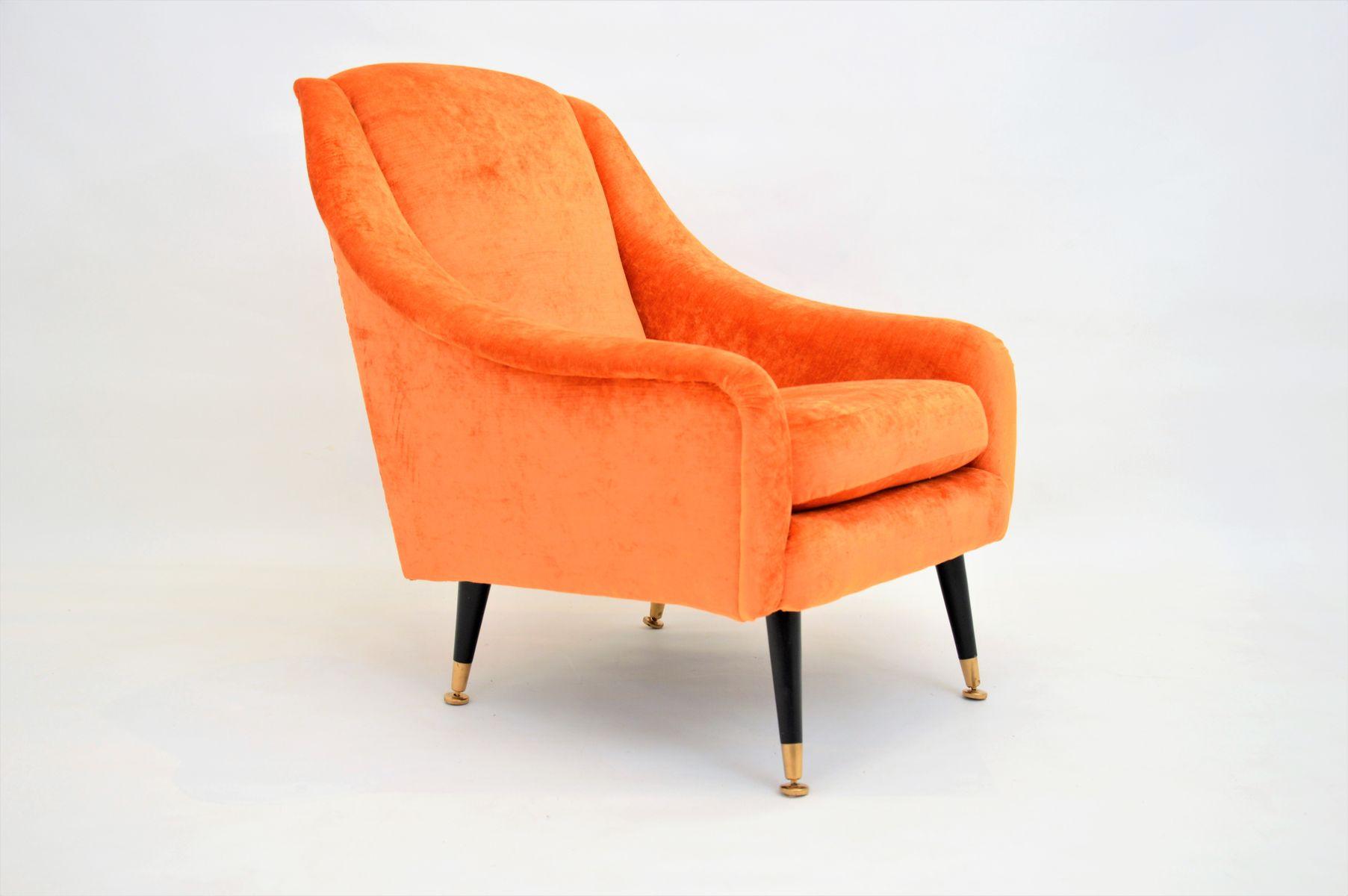Italienische Lazy Chairs, 1960er, 2er Set
