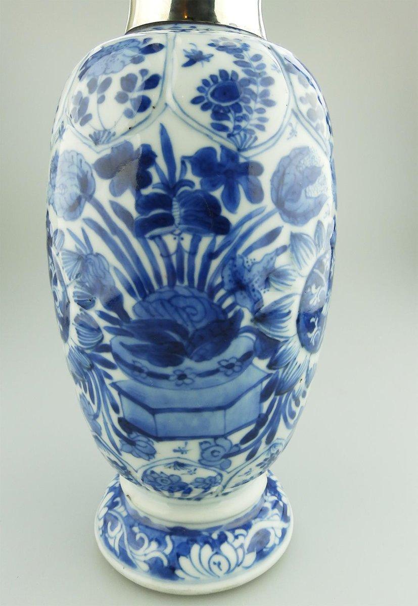 antike chinesische porzellan vase 1680er bei pamono kaufen. Black Bedroom Furniture Sets. Home Design Ideas