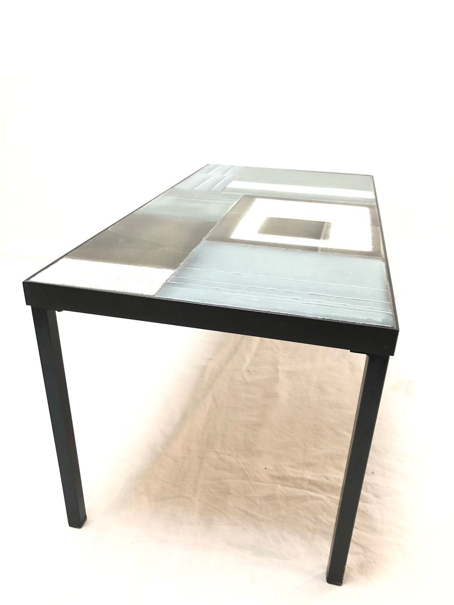 Mid century coffee table by roger capron 15 1 50000 €