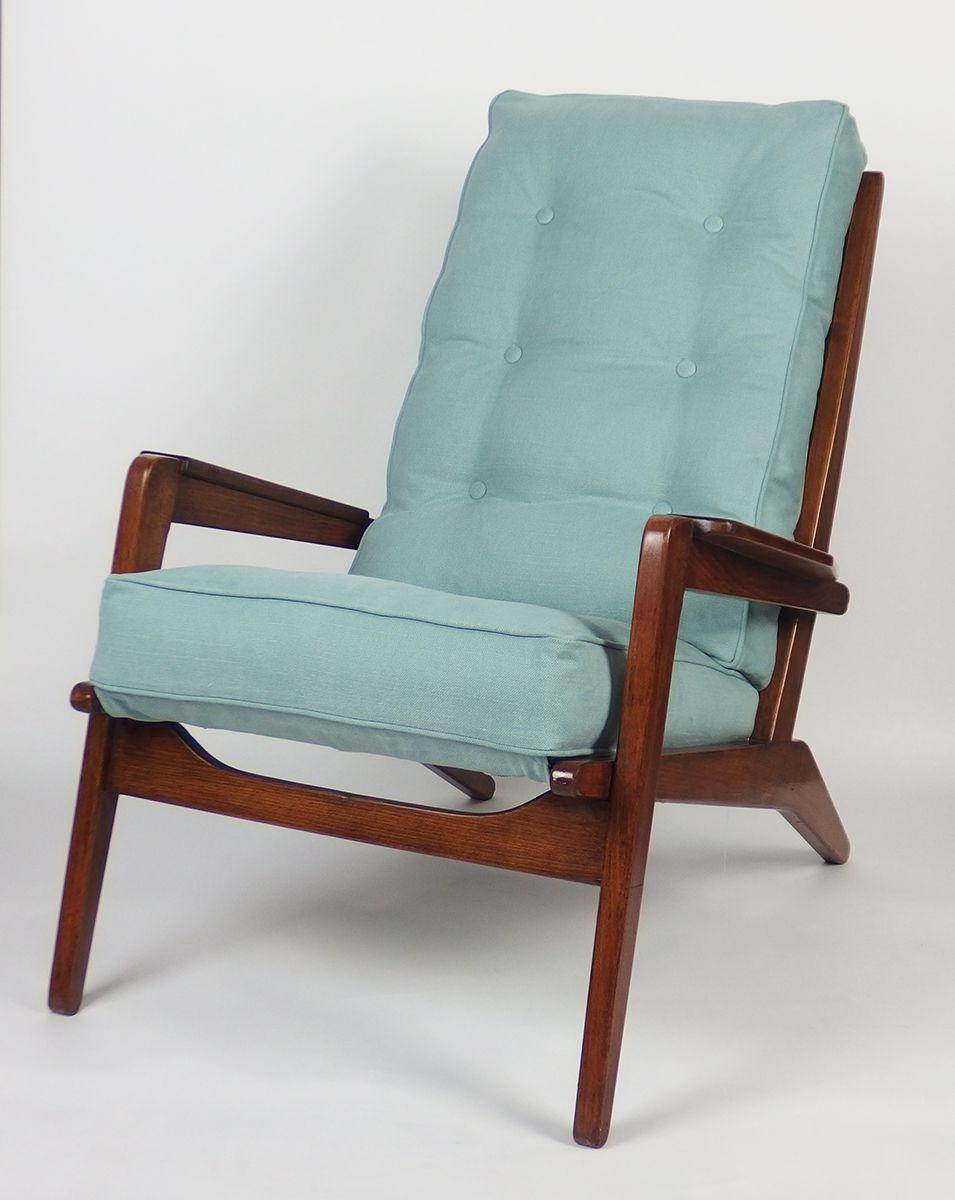 Vintage FS 105 Sessel von Pierre Guariche