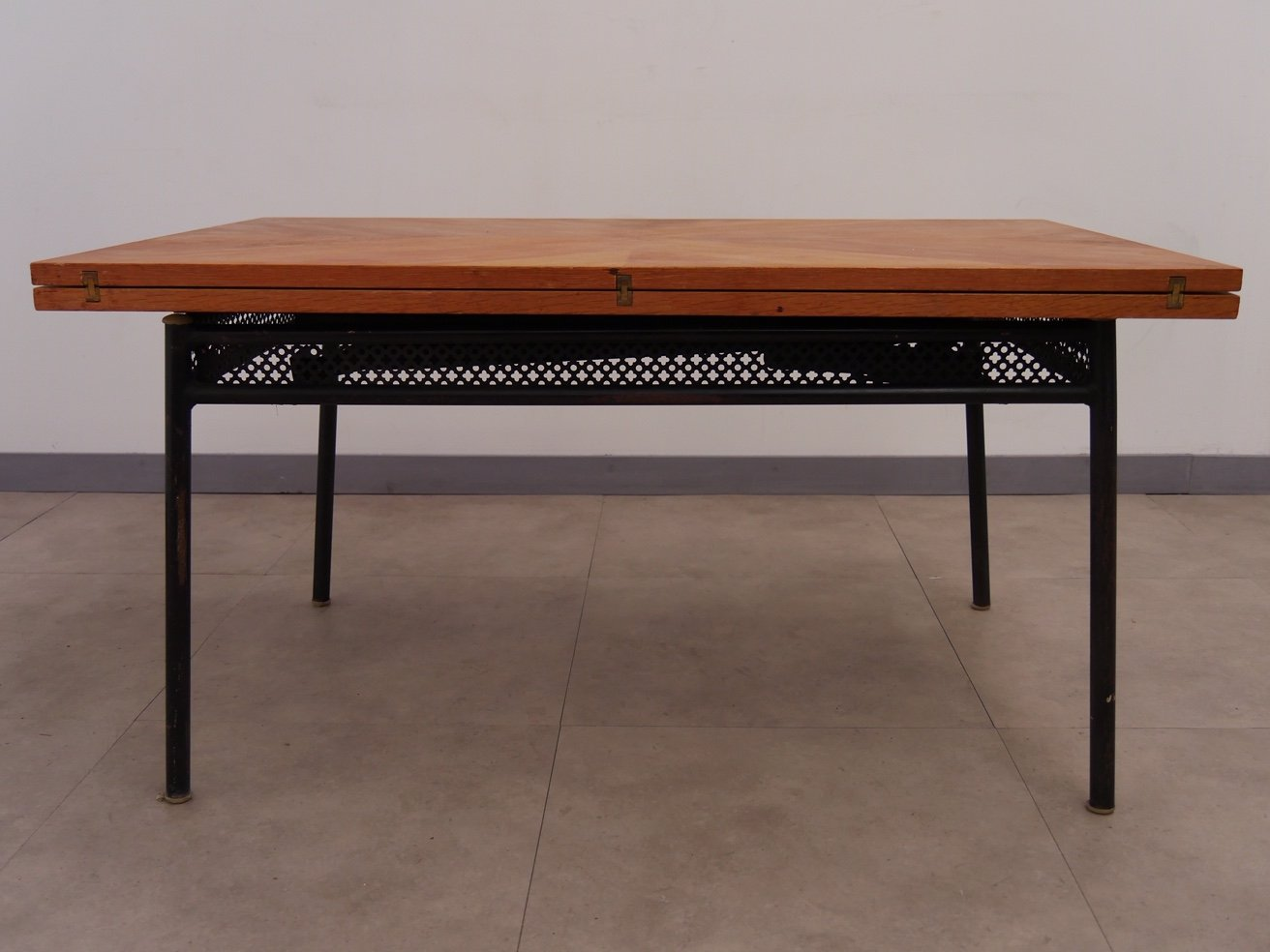 Verstellbarer Vintage Tisch, 1950er
