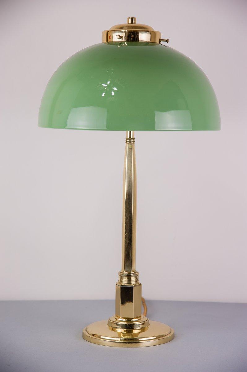 Tischlampe im Jugendstil, 1910er