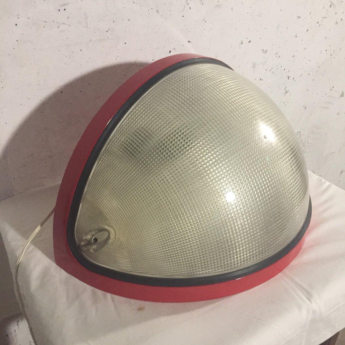 Totum Lampe von M. Boccato, G. Gigante & A. Zambusi für Zerbetto, 1970...