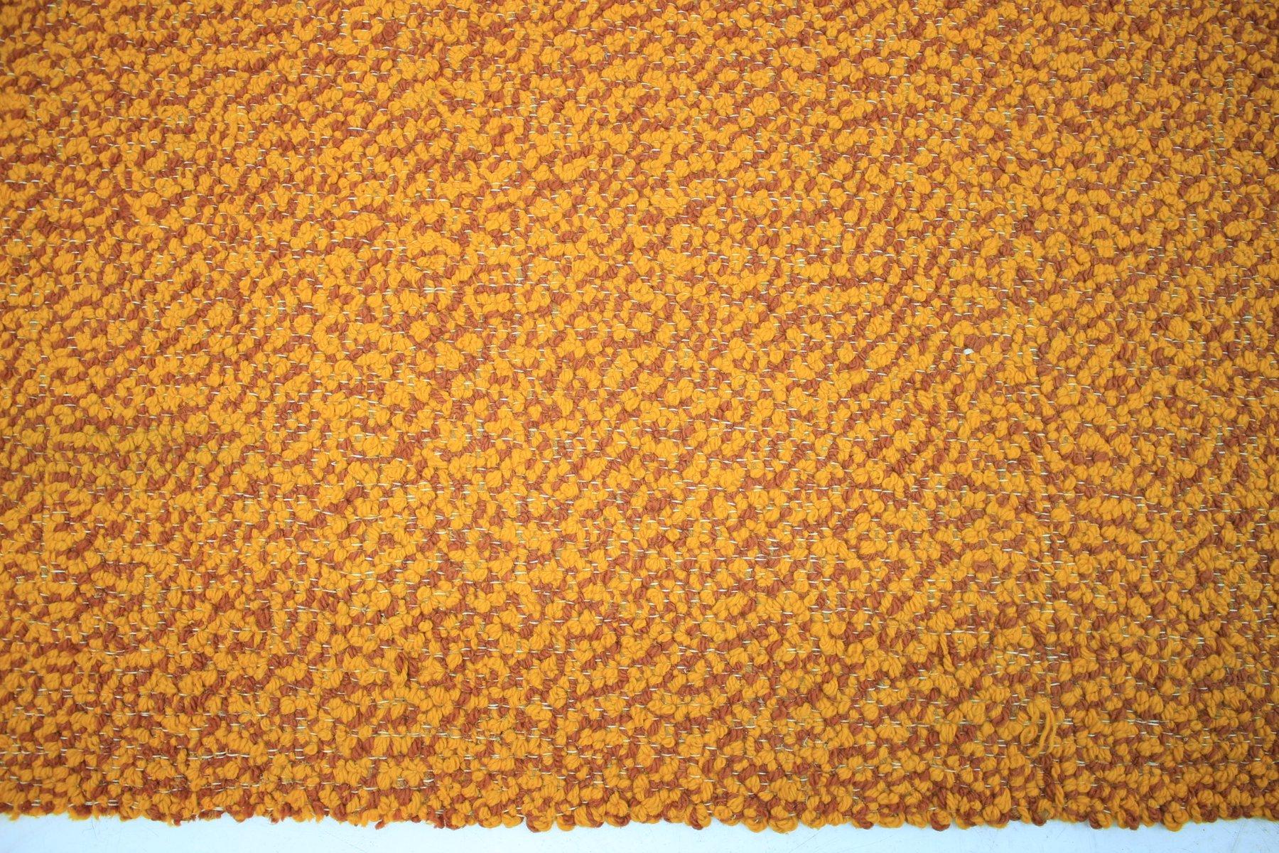 gro er mid century teppich von vala sk mezi 1960er bei pamono kaufen. Black Bedroom Furniture Sets. Home Design Ideas
