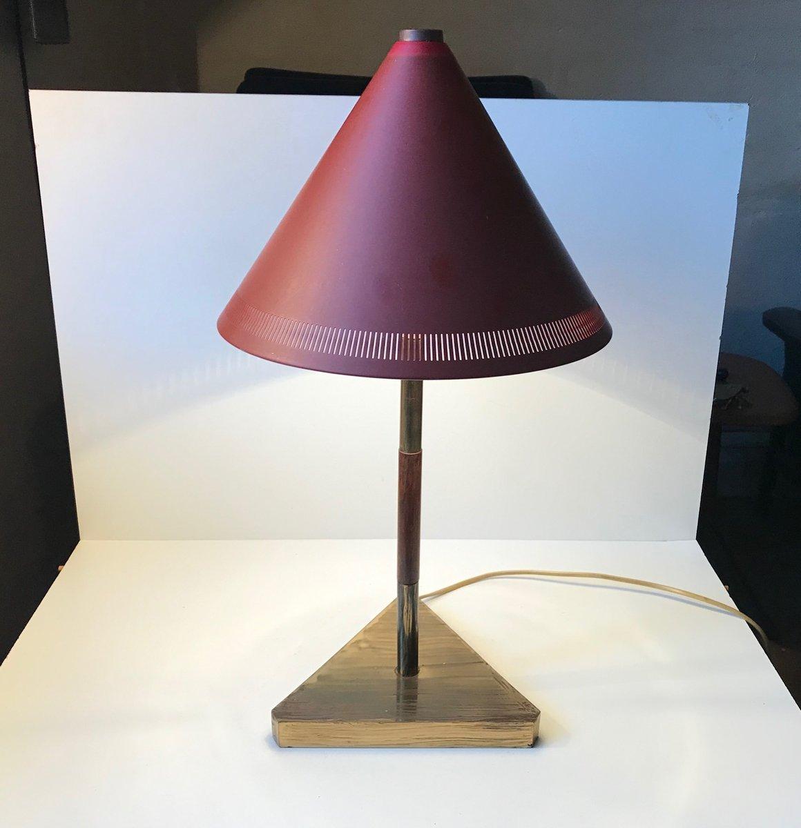 Mid-Century Tischlampe von Lyfa, 1960er