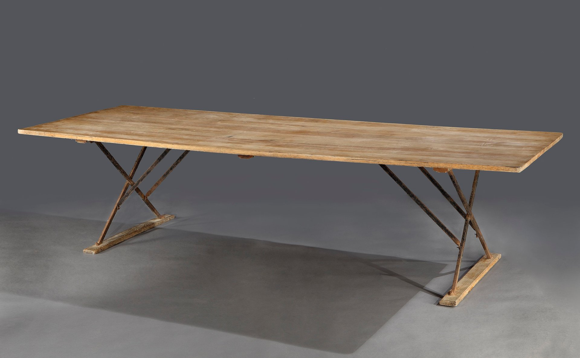 Small Drapers Table by Rose Uniacke