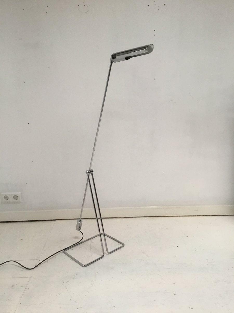 Schwedische Vintage Stehlampe von Abo Randers, 1970er