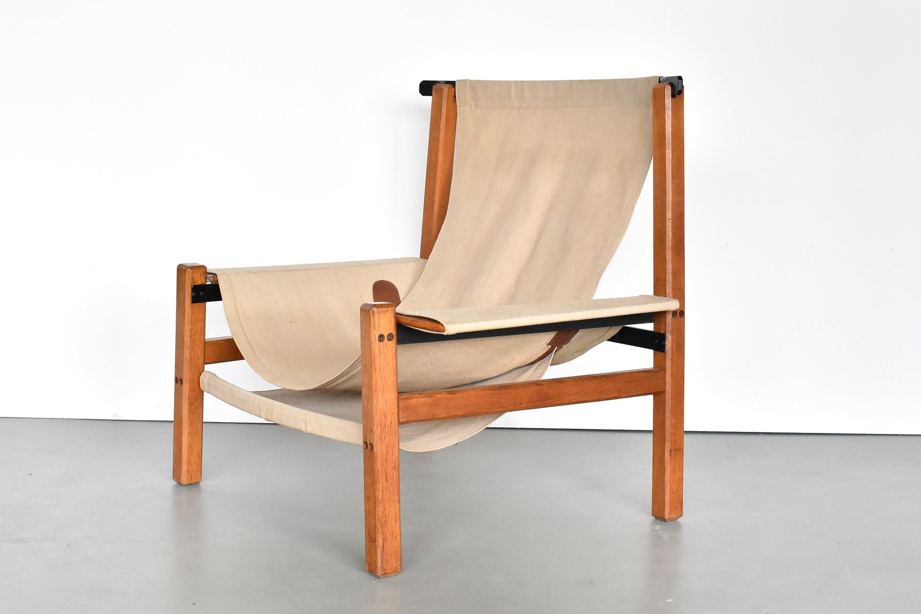 Dick Lookman Lounge Chair by Artimeta for Metz & Co, 1960s