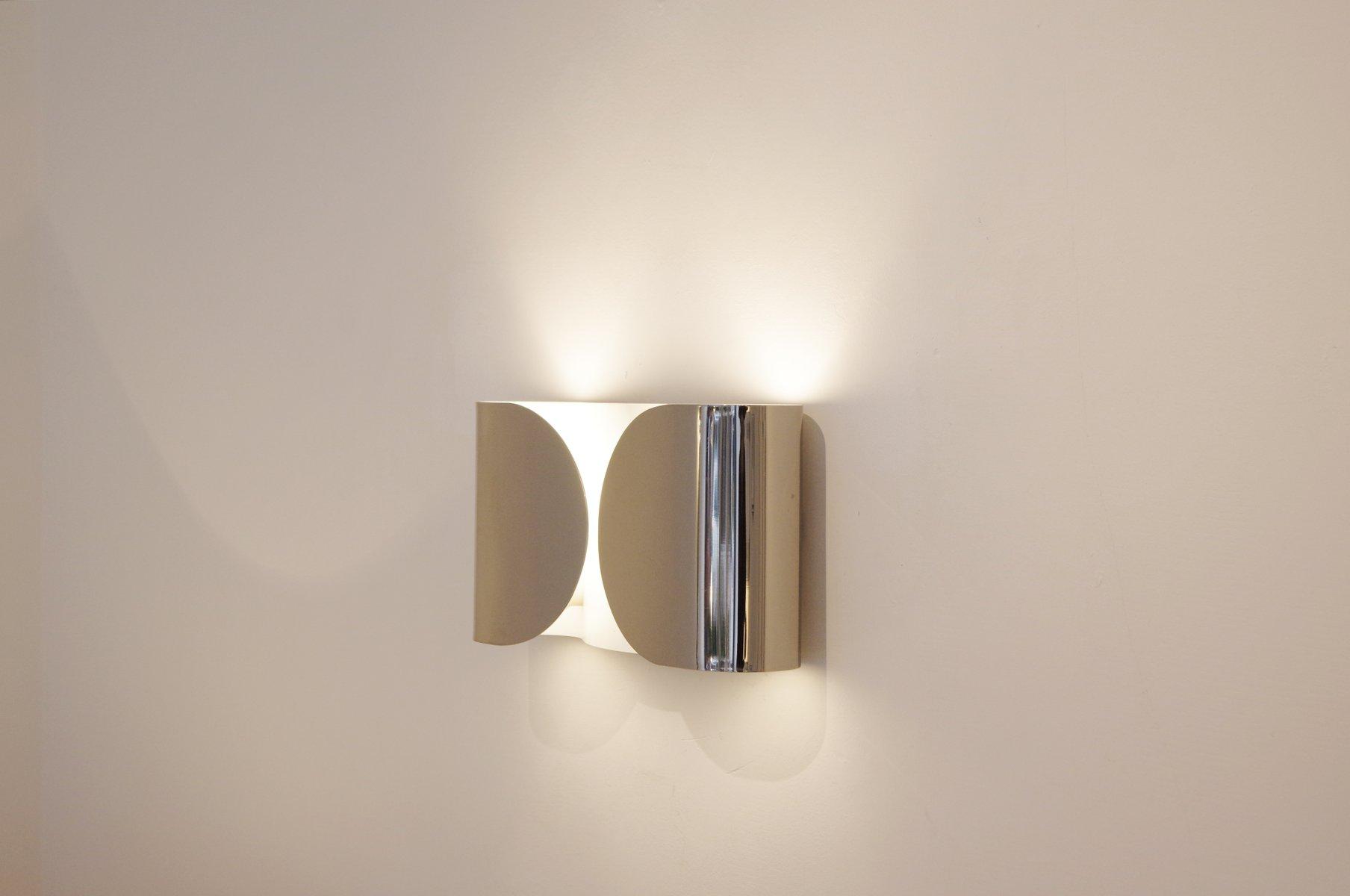 Plafoniera Flos Vintage : Applique flos vintage lampada da parete a