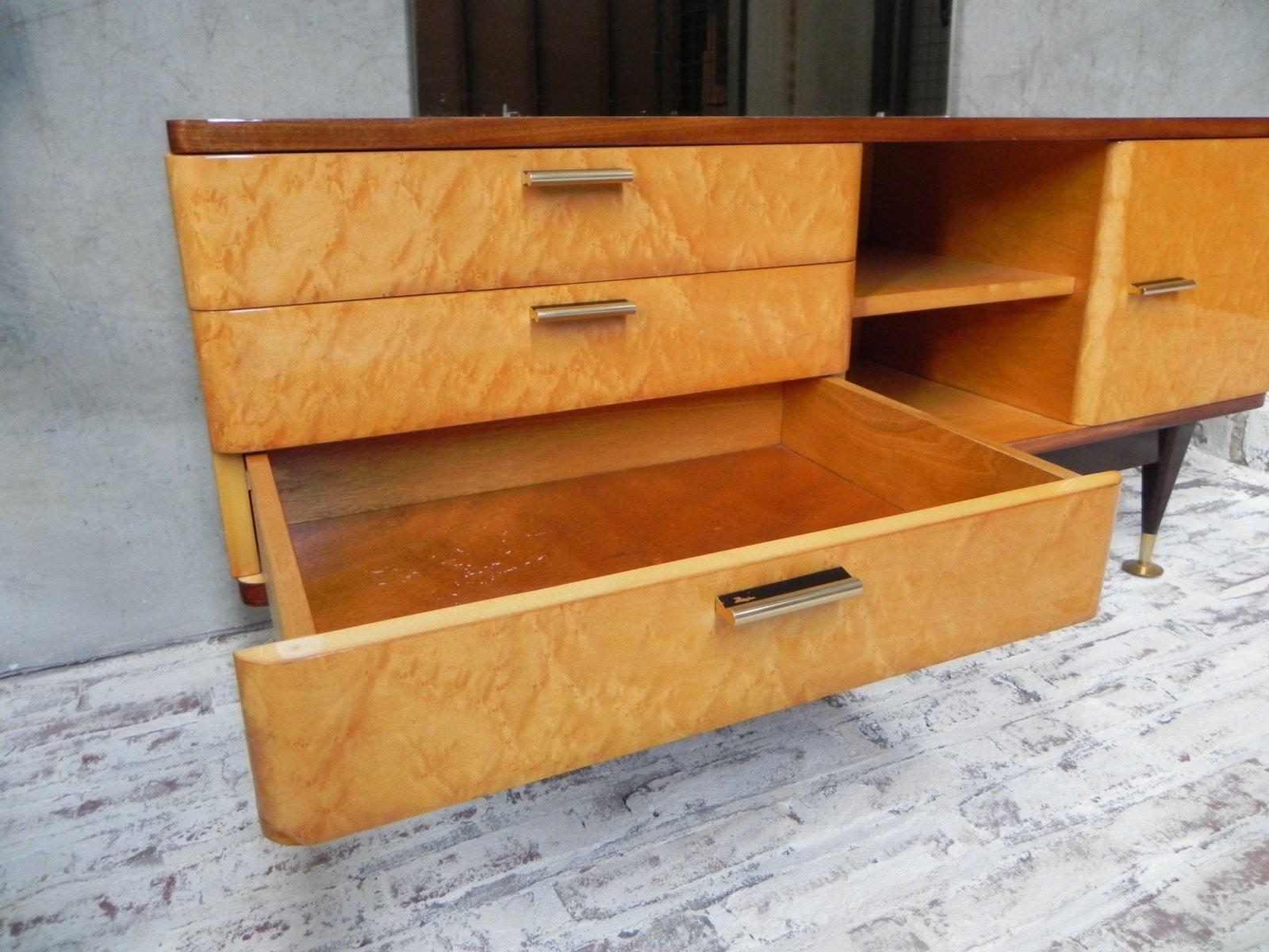 vintage frisiertisch mit spiegel bei pamono kaufen. Black Bedroom Furniture Sets. Home Design Ideas