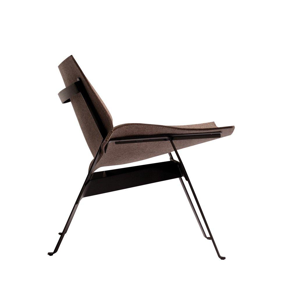 517V Panel Sessel von Lucy Kurrein für Capdell
