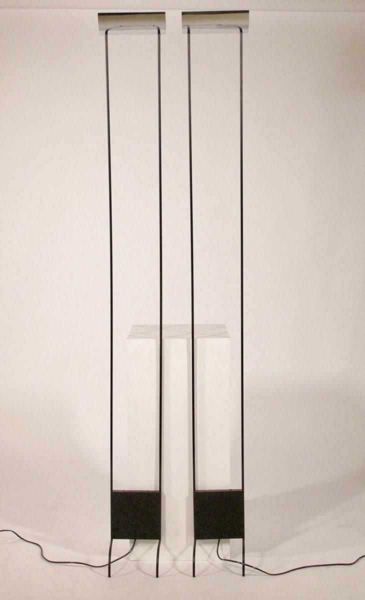 Samba Stehlampen von Emanuele Ricci für Sidecar, 1980er, 2er Set