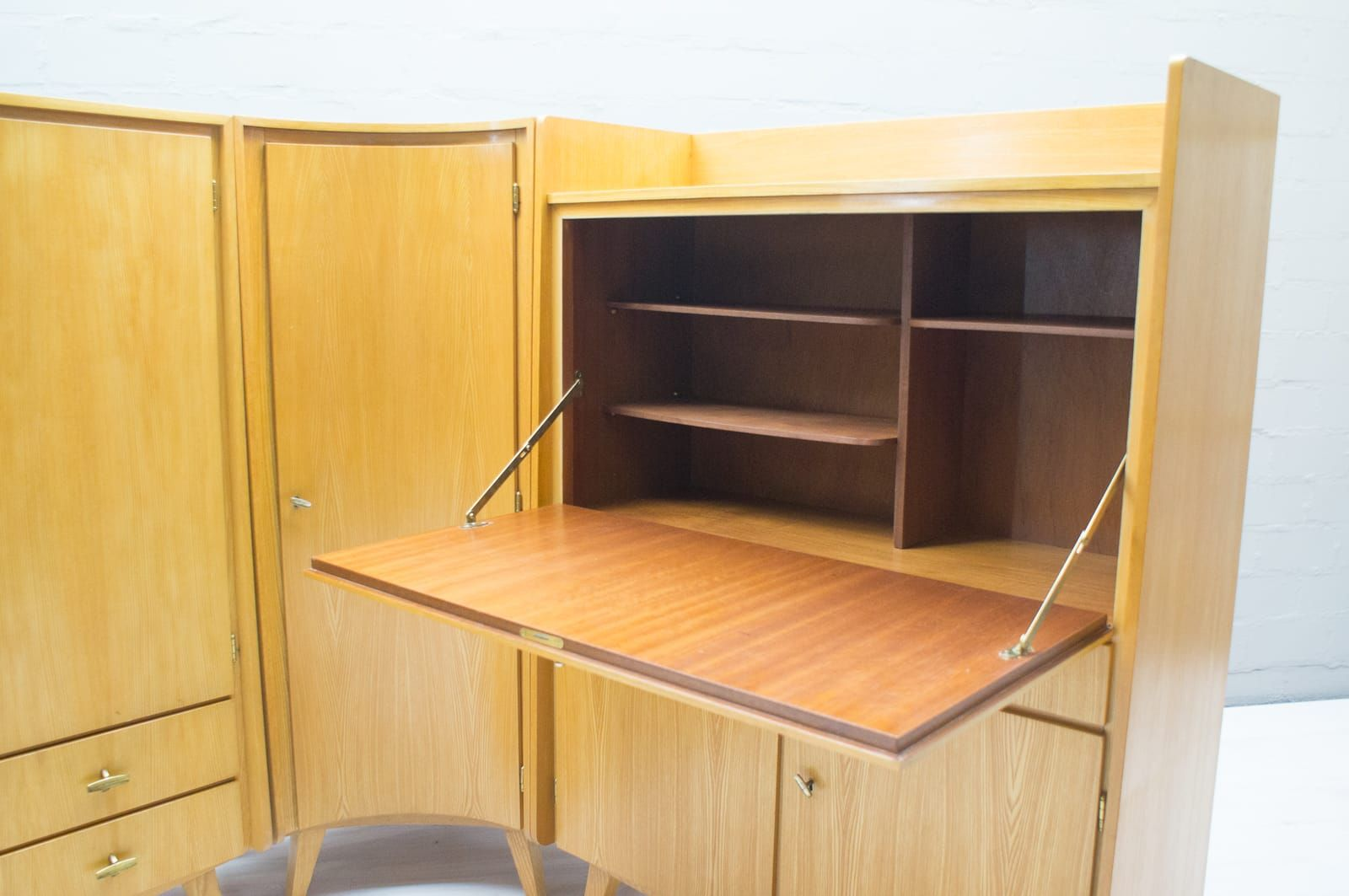 Secretaire From Musterring International 1953 For Sale At Pamono