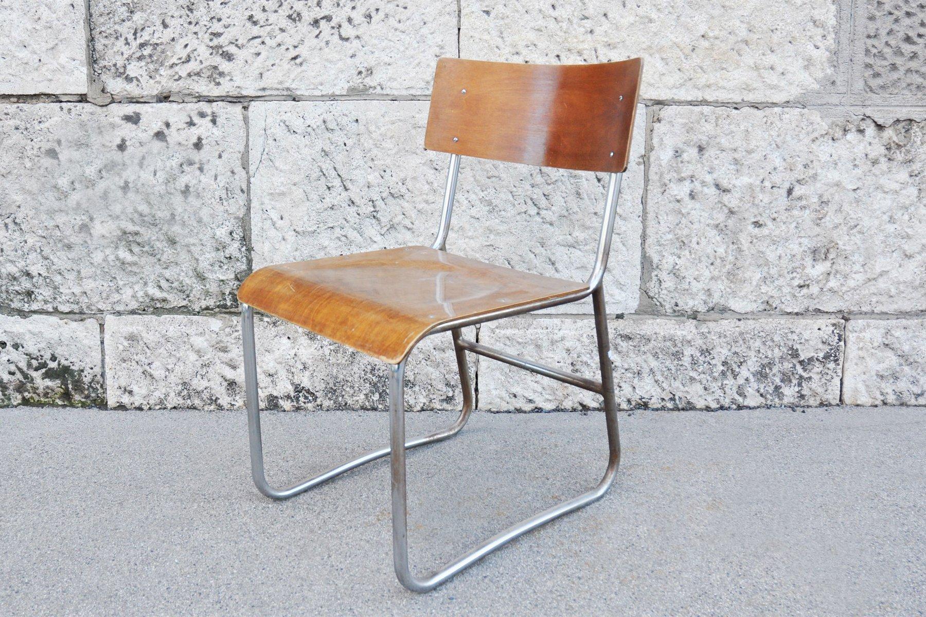Österreichischer Vintage Stuhl, 1930er