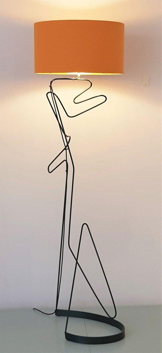 BRAZIL Stehlampe von Jo. van Norden Design