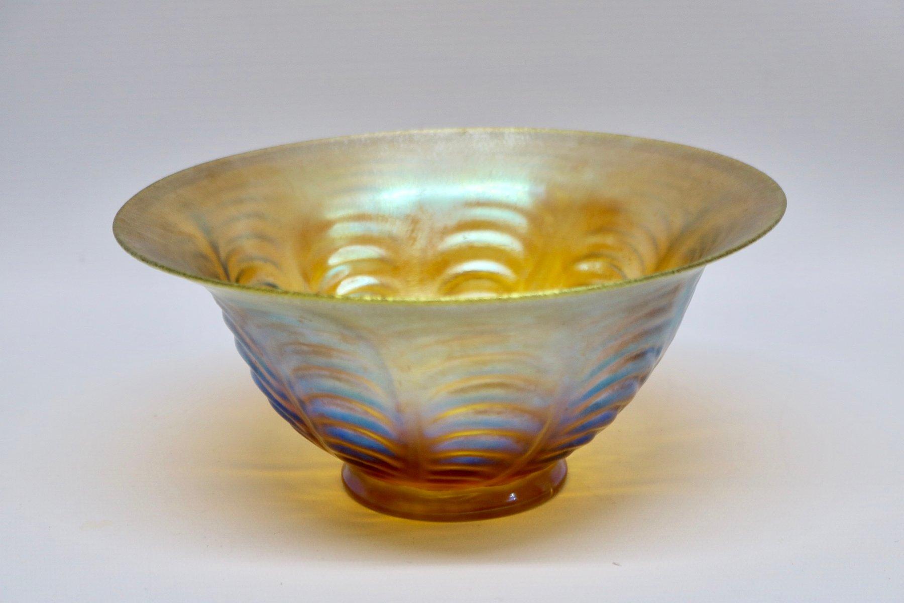 Vintage Mrya Glass Bowl from WMF