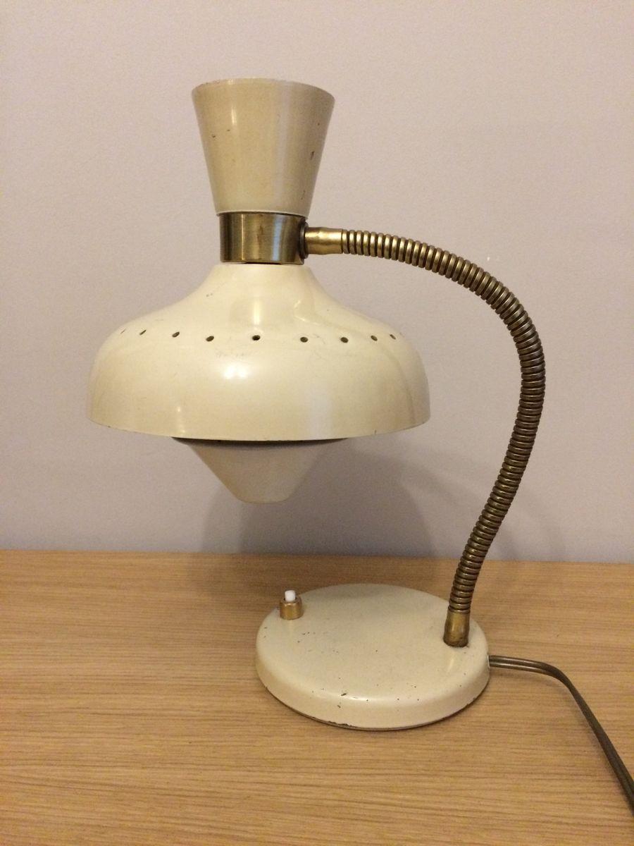 Diabolo Tischlampe, 1960er