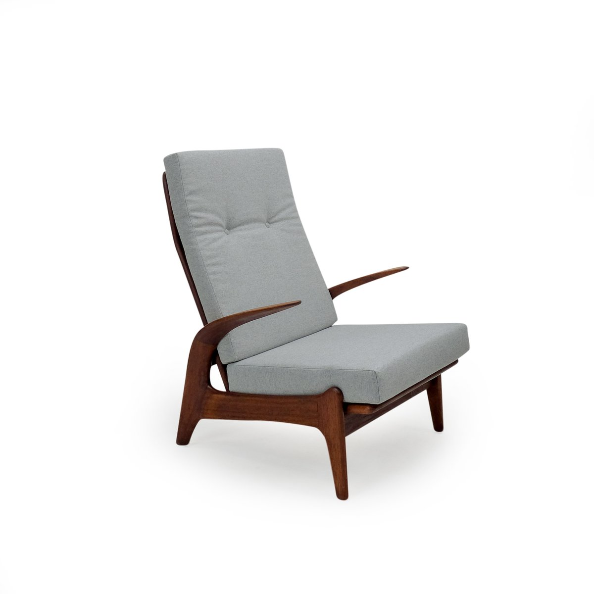 sessel mit hoher r ckenlehne von gimson slater f r de. Black Bedroom Furniture Sets. Home Design Ideas