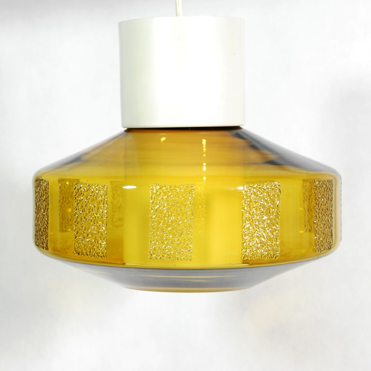 Moderne dänische Deckenlampe, 1960er