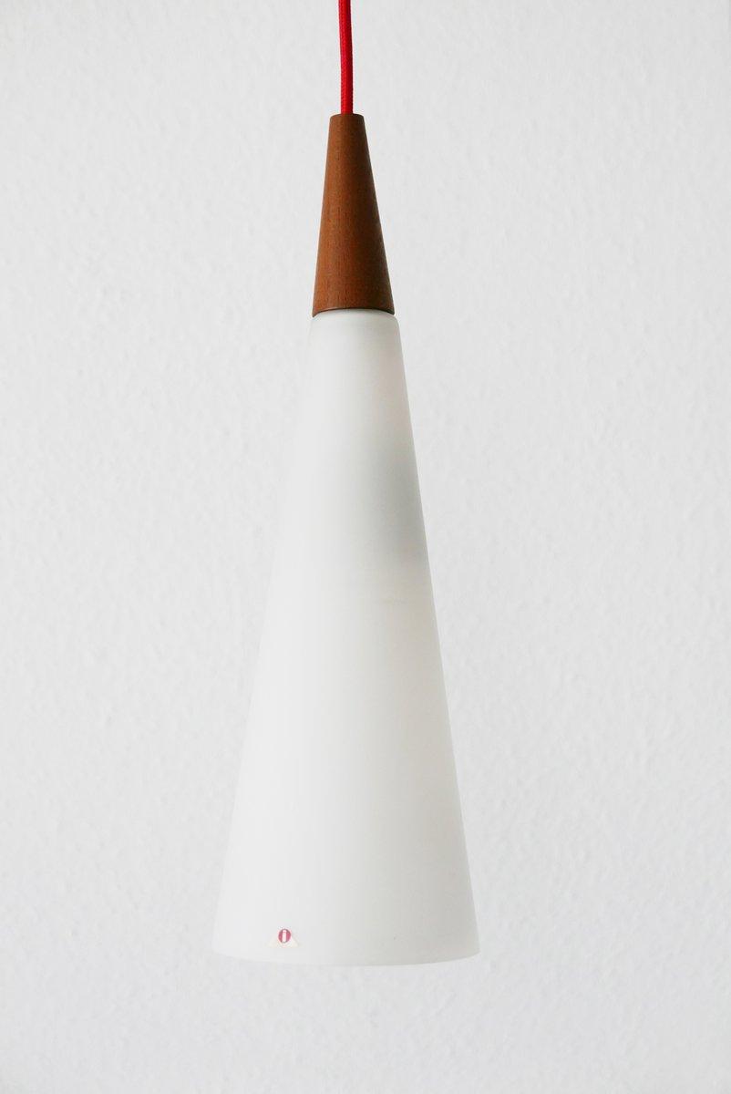 Mid-Century Hängelampen von Iittala, 1960er, 2er Set