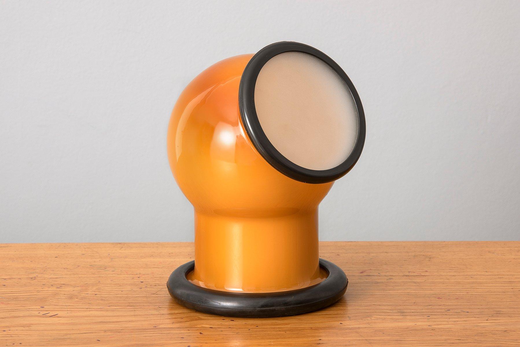 Epoke Lampe von Michael Bang für Holmegaard, 1972