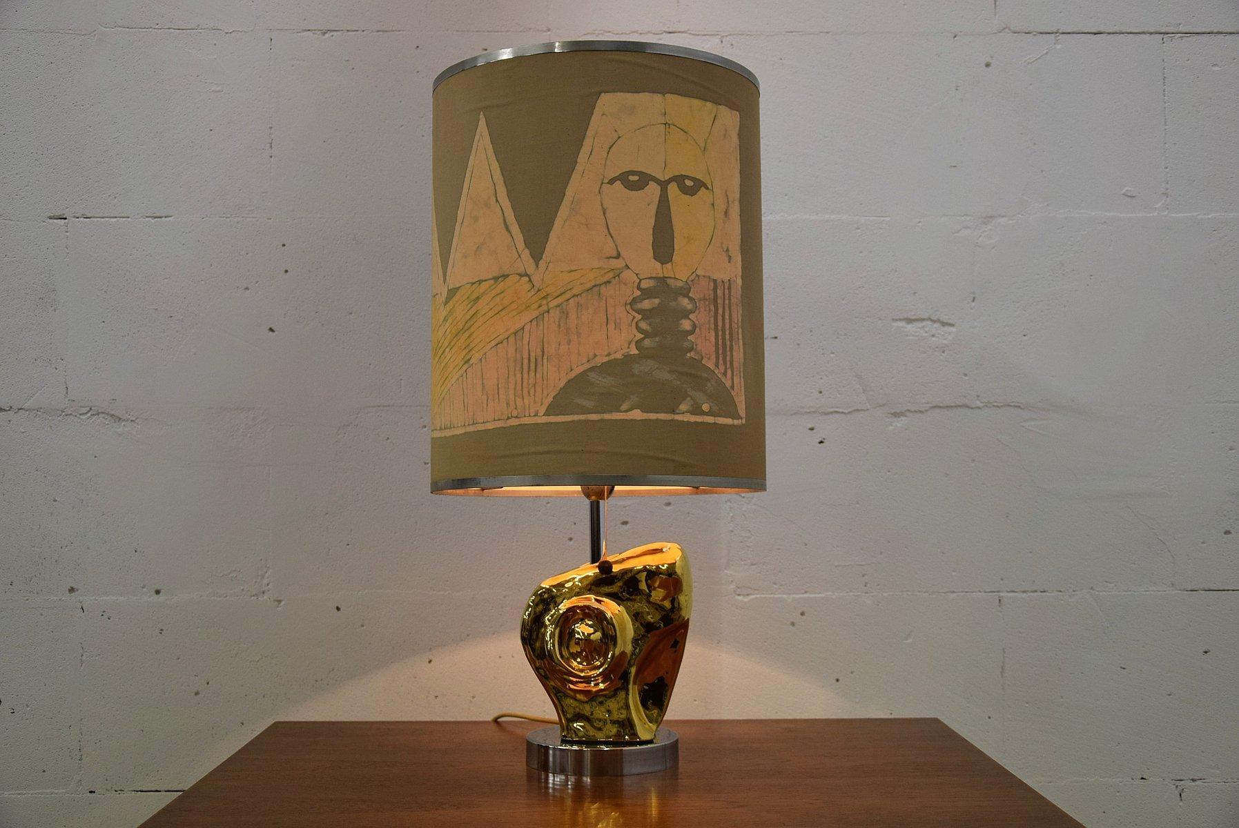 Moderne Mid-Century Tischlampe von Paolo Granchi für Sigma, 1960er