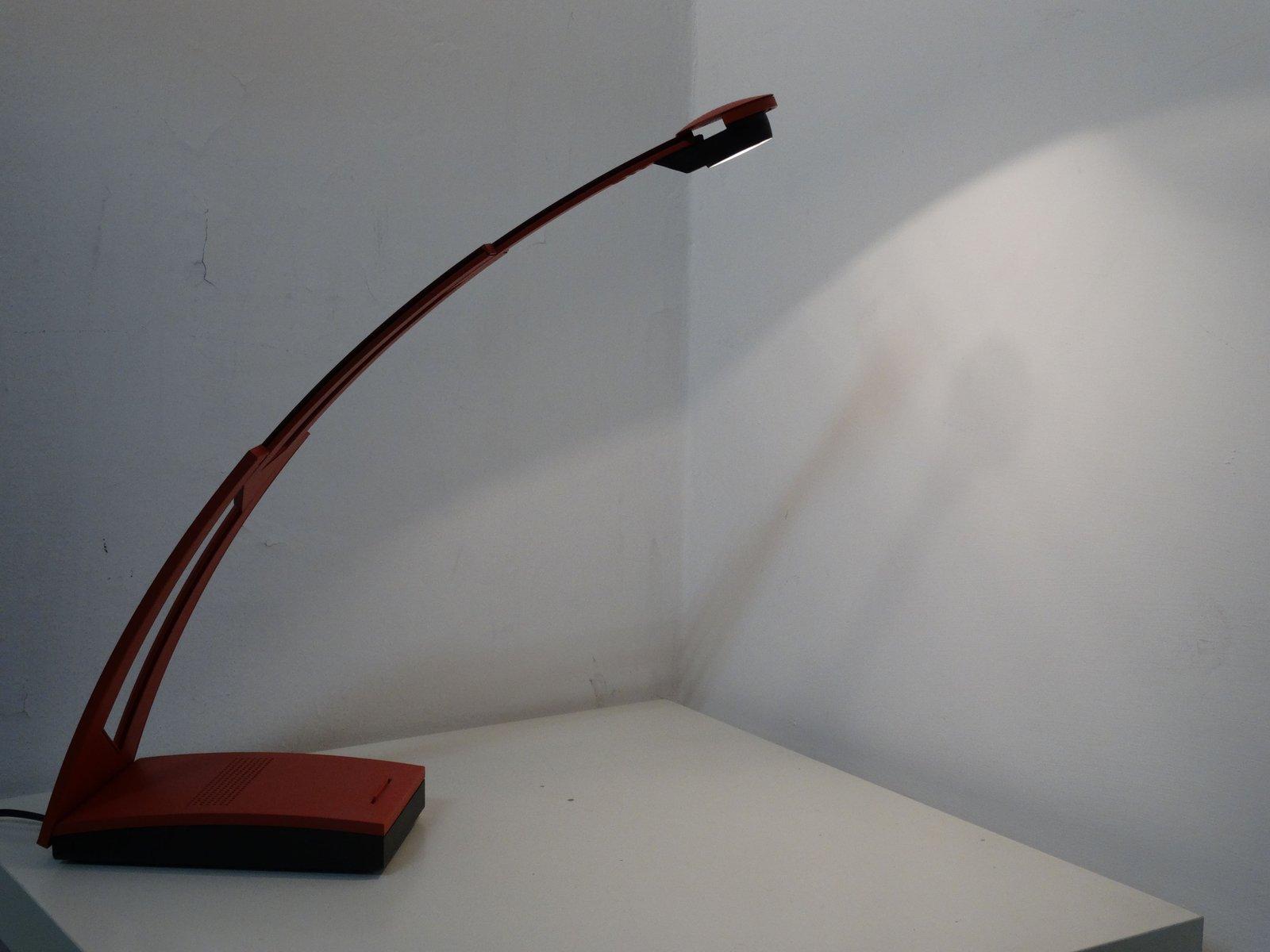Jazz Tischlampe von Ferdinand Alexander Porsche für Italian Luce, 1980...