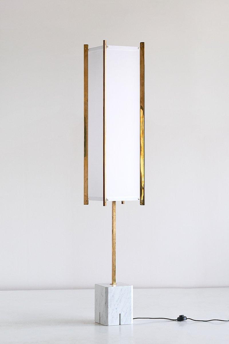 LTE12 Prisma Stehlampe von Ignazio Gardella für Azucena, 1960er