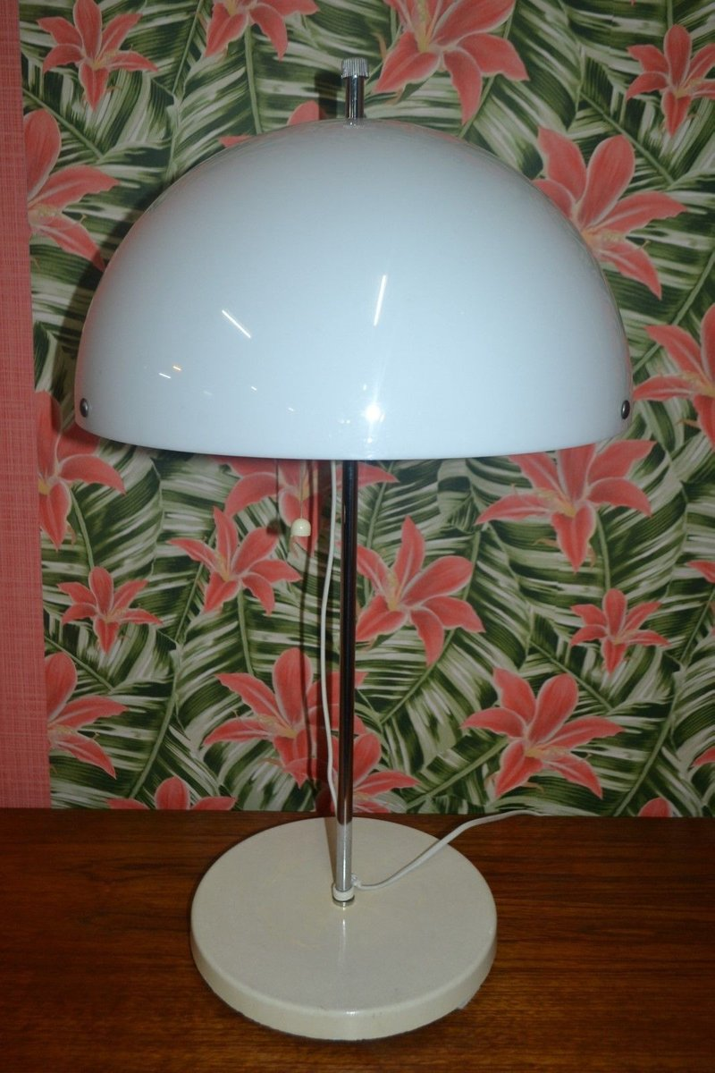 Pilzförmige Skyddsform Lampe von Fagerhults, 1970er