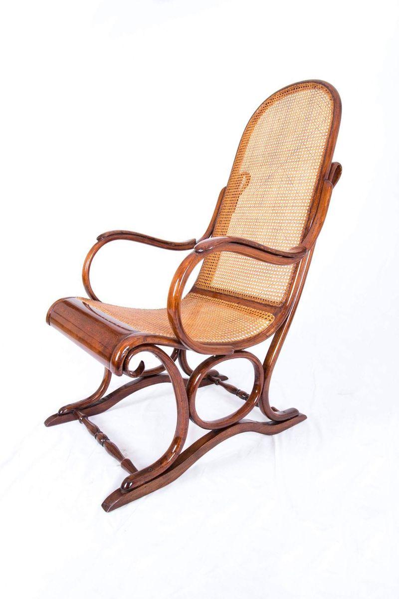 Wiener Secession Sessel von Thonet, 1890er