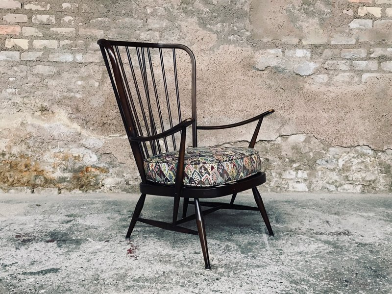 Evergreen Chair By Lucian Ercolani For Ercol 1956 For