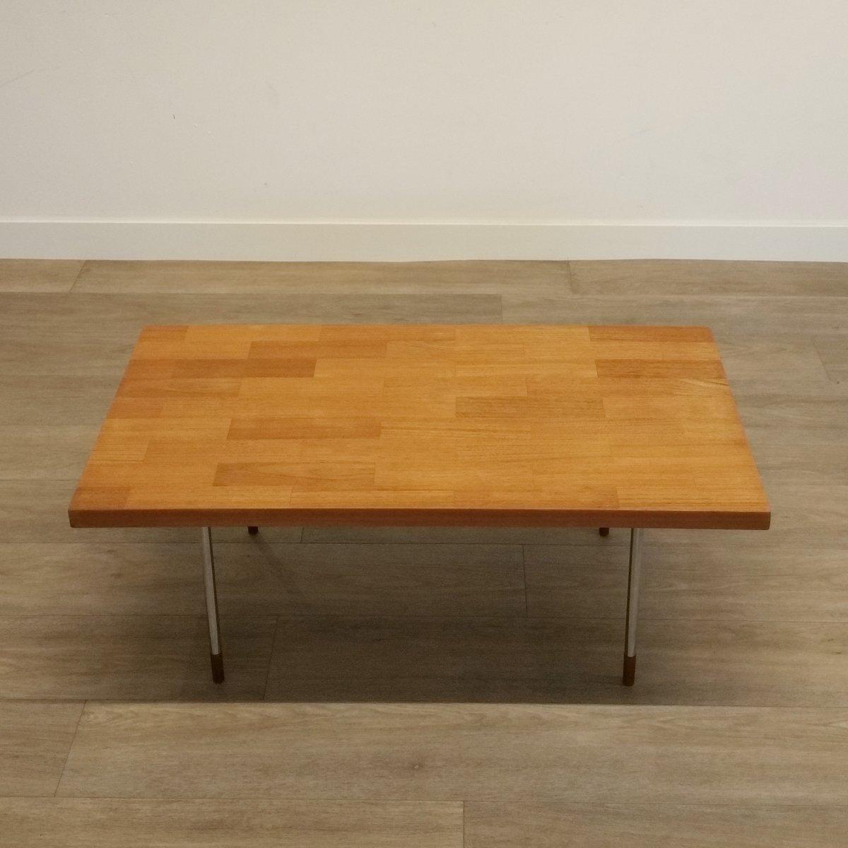 Vintage Teak Coffee Table By Rudolf Glatzel For Fristho