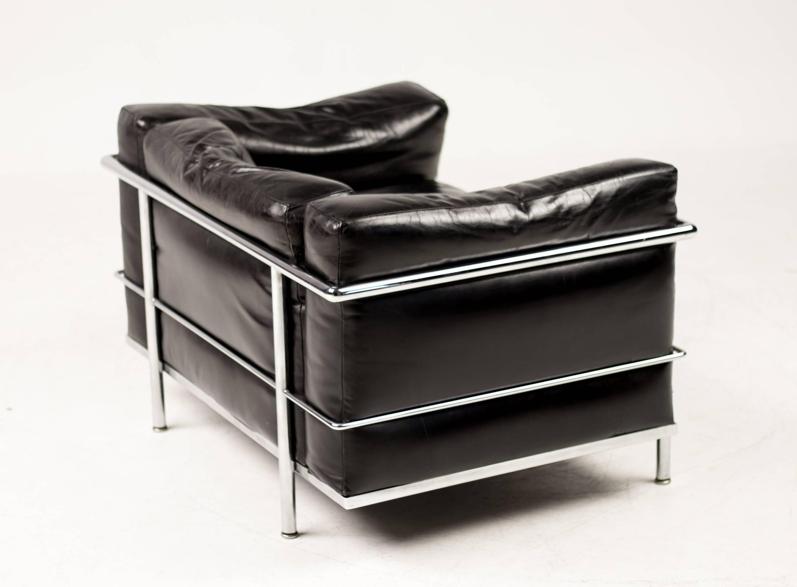 Lc3 Chair Lounge Chair By Le Corbusier For Cassina 1962