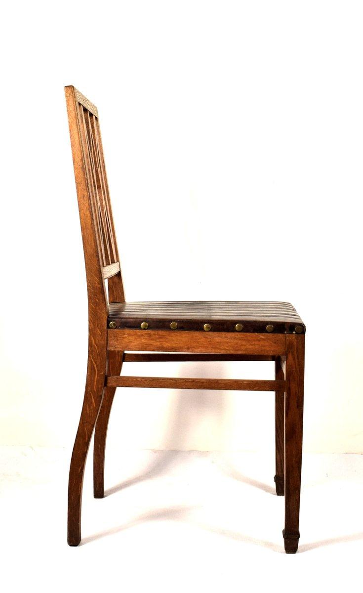 Antike Stühle Im Jugendstil 6er Set Bei Pamono Kaufen