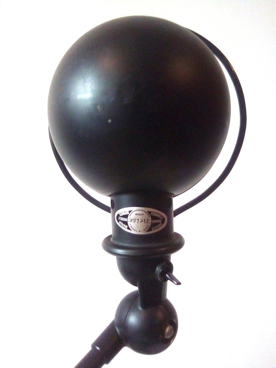 lampe de bureau pince vintage par jean louis domecq pour jield en vente sur pamono. Black Bedroom Furniture Sets. Home Design Ideas