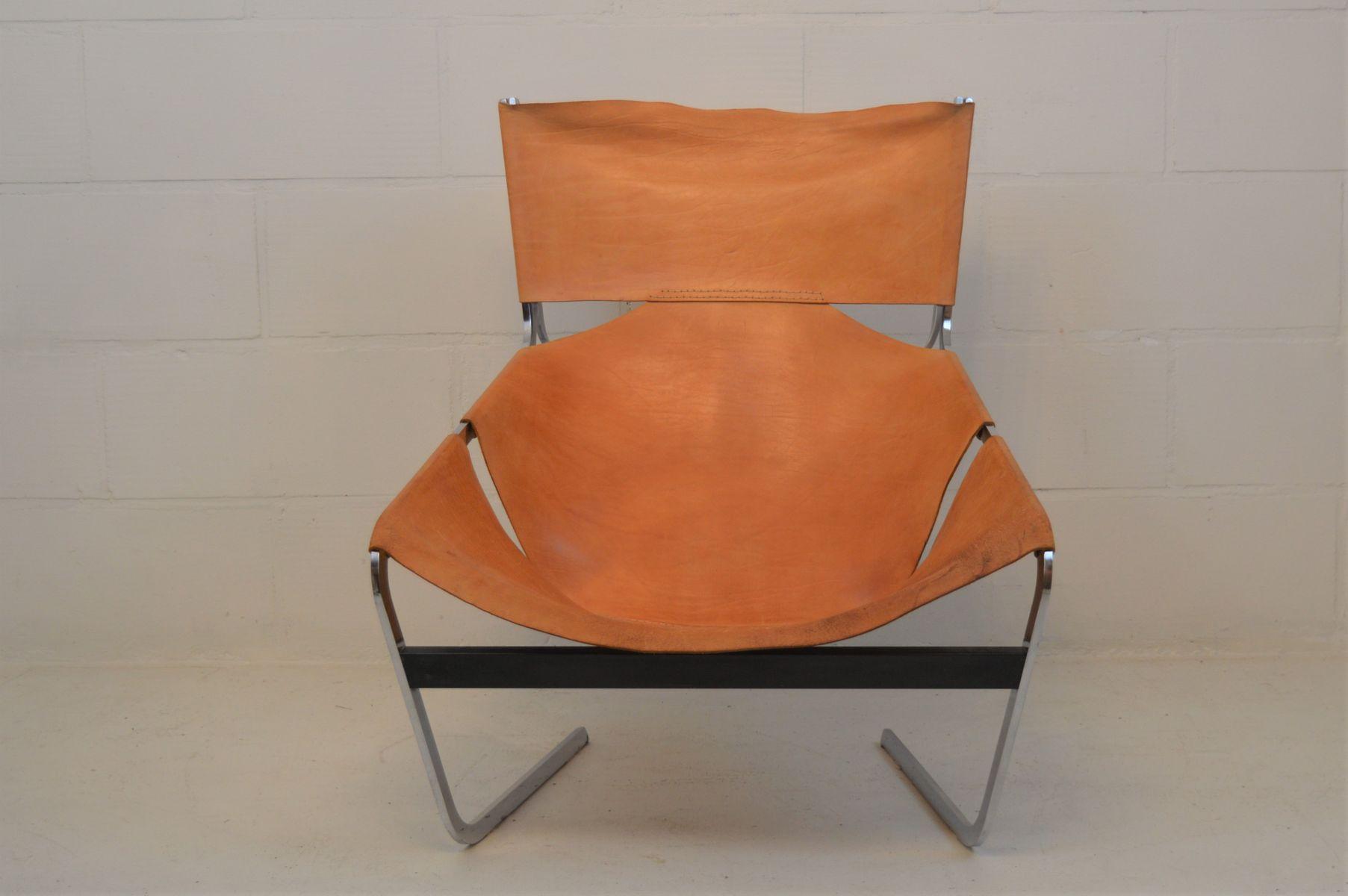fauteuil f444 par pierre paulin pour artifort 1963 en vente sur pamono. Black Bedroom Furniture Sets. Home Design Ideas