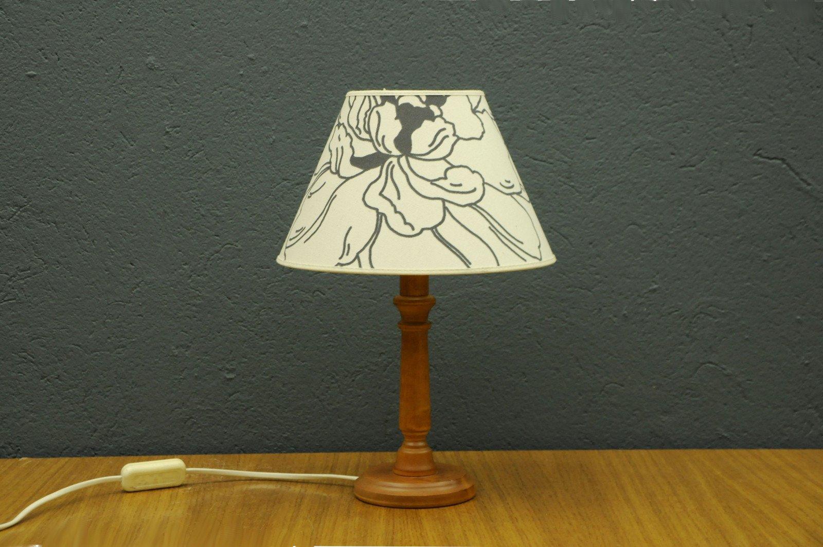Vintage Swedish Table Lamp