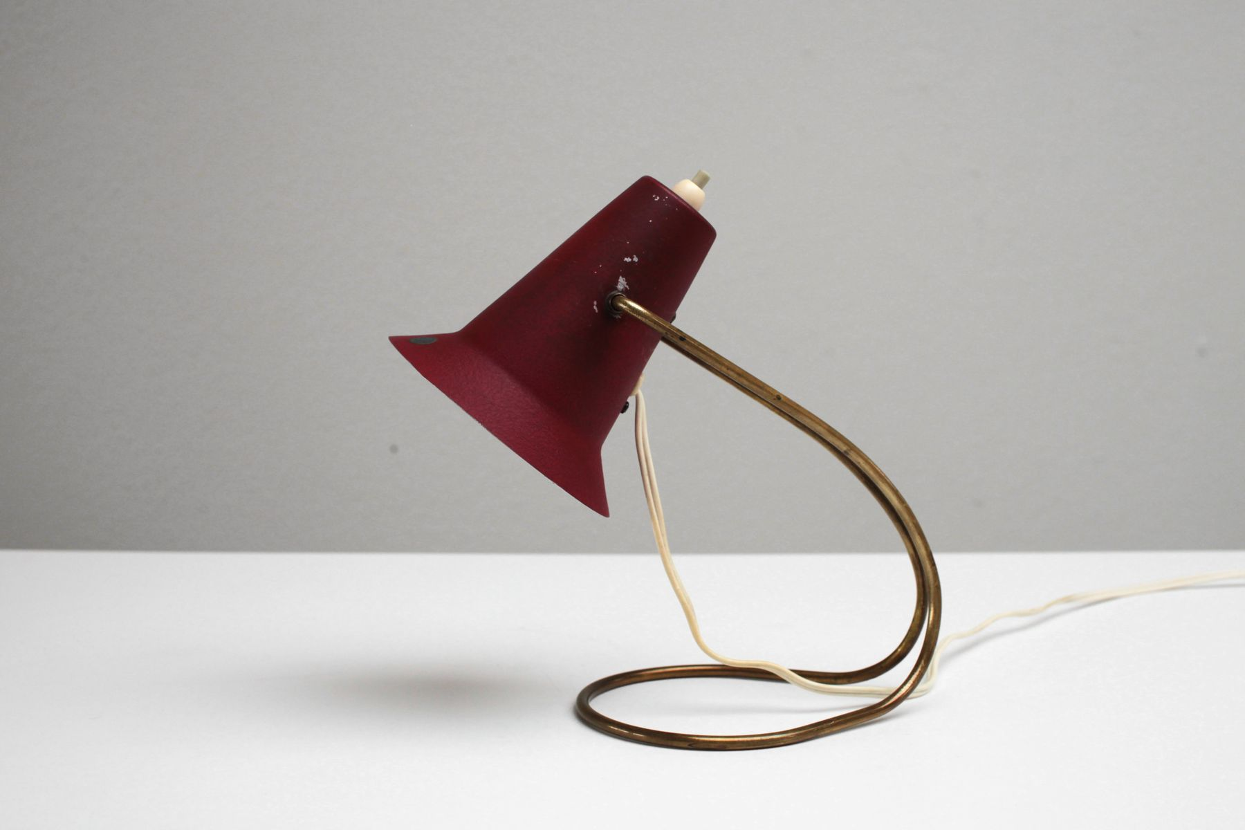 Schwedische Mid-Century Anywhere Lampe, 1950er