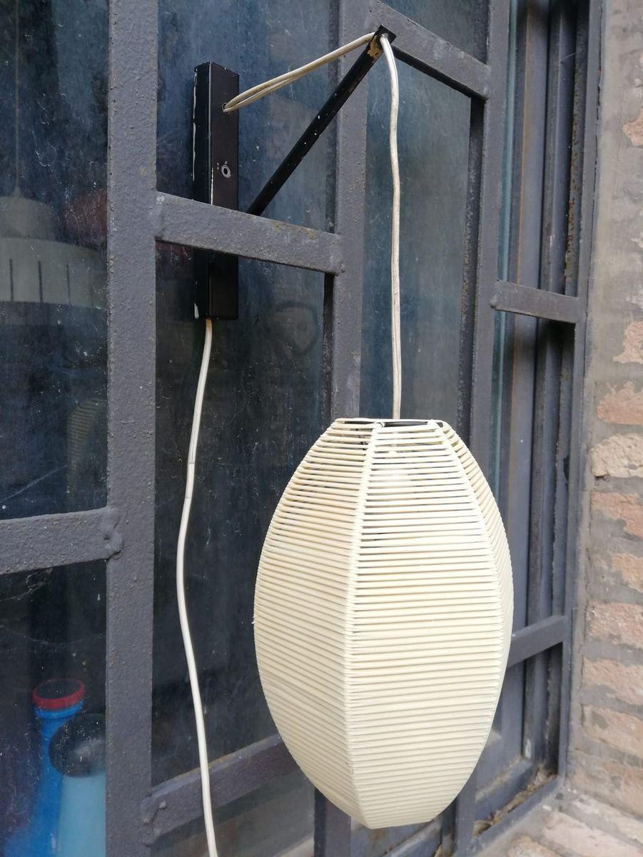 Vintage Wandlampe, 1960er