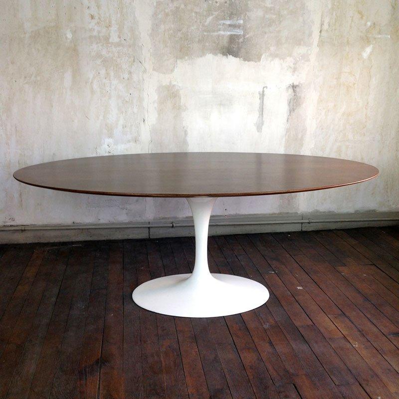 Vintage Esstisch von Eero Saarinen für Knoll Inc.