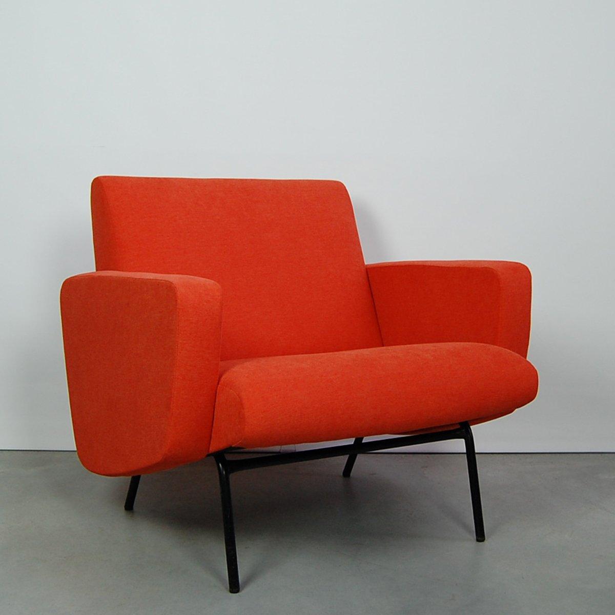mid century breda sessel von pierre guariche f r meurop 1960er cafe konrad vib. Black Bedroom Furniture Sets. Home Design Ideas