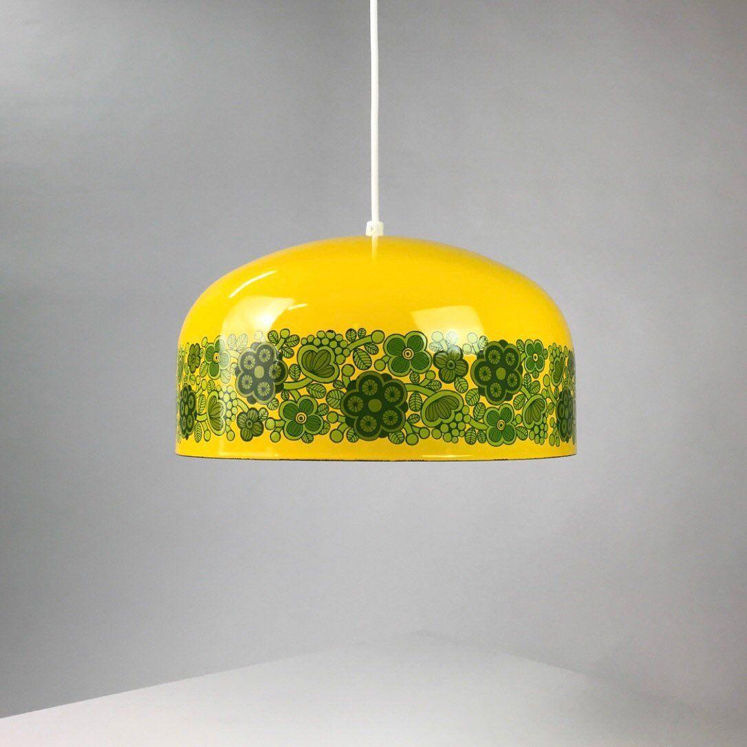 Dänische Vintage Deckenlampe von Kaj Franck für Fog & Mørup
