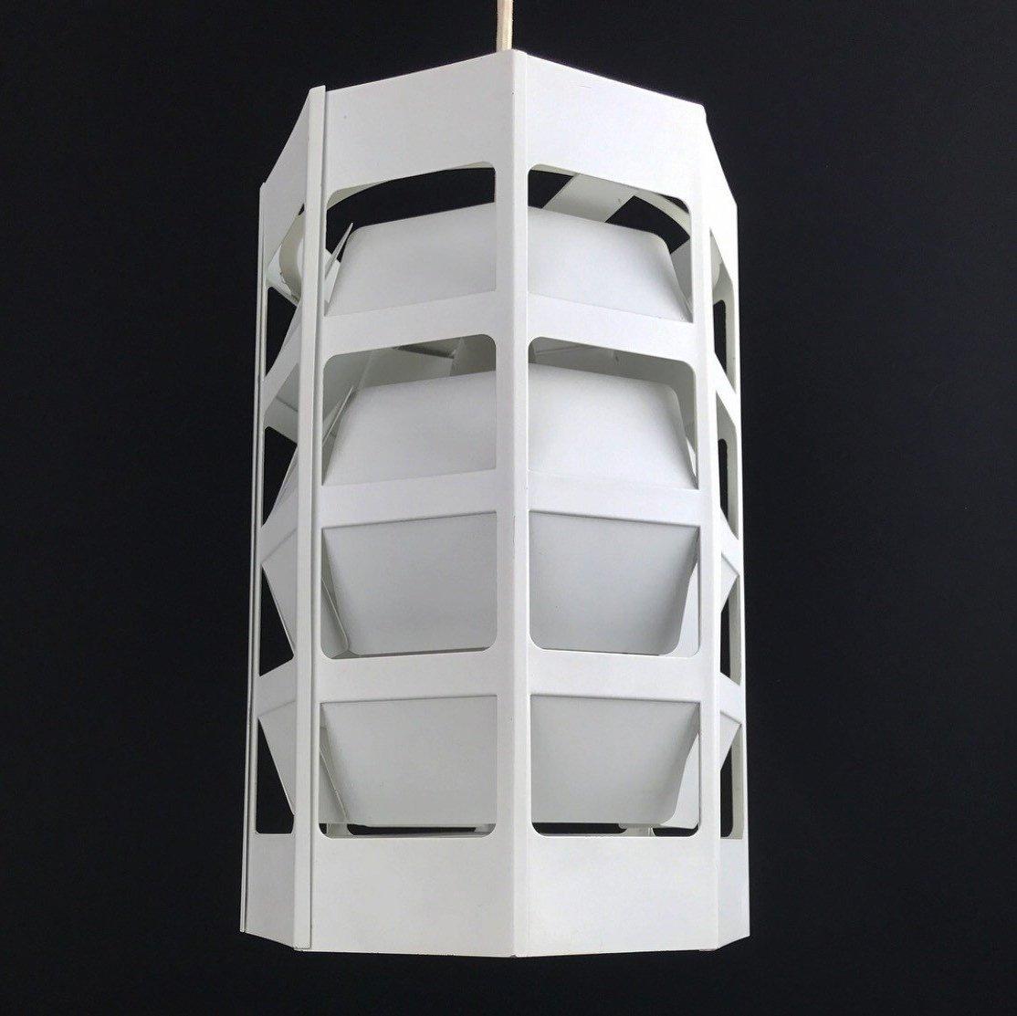 Vintage Danish Ceiling Light by Poul Gernes for Louis Poulsen